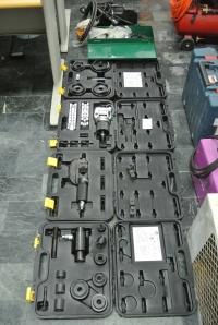 (07)TAC油壓切孔工具組(6套)